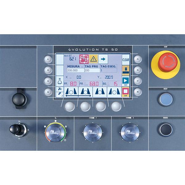 Avtomatska tračna žaga MEP SHARK 230NC HS 5.0