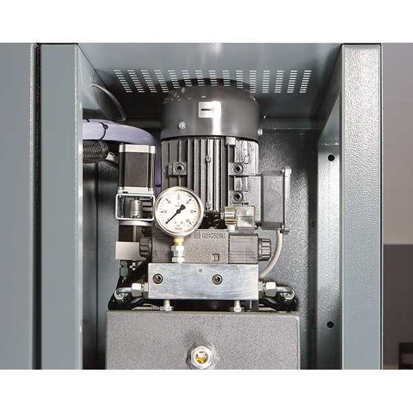 Avtomatska tračna žaga MEP SHARK 331 NC 5.0 SPIDER