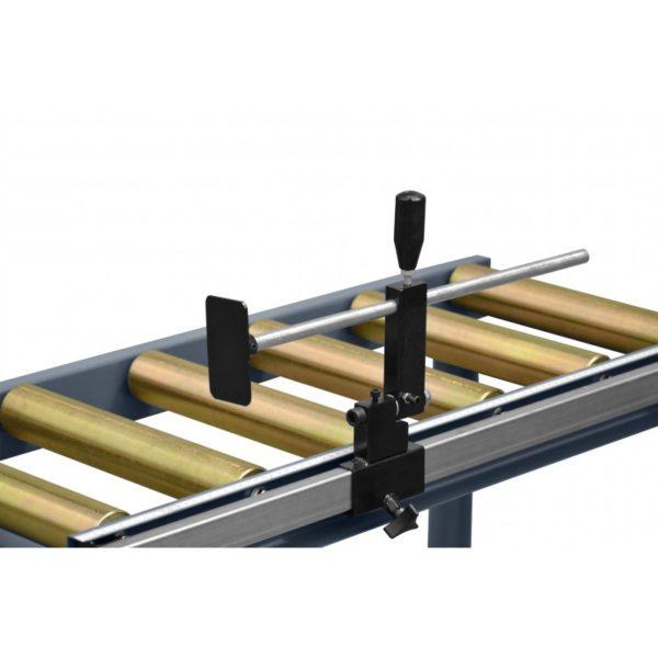 Valjčna miza 1 m, 6 valjčkov z merilom