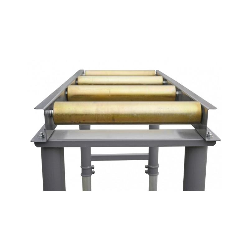 Valjčna miza 1m - 4-je valjčki