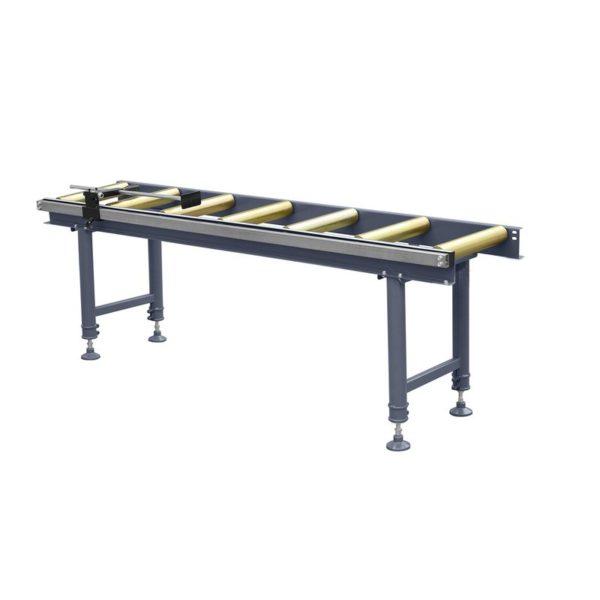 Valjčna miza 2m z merilom