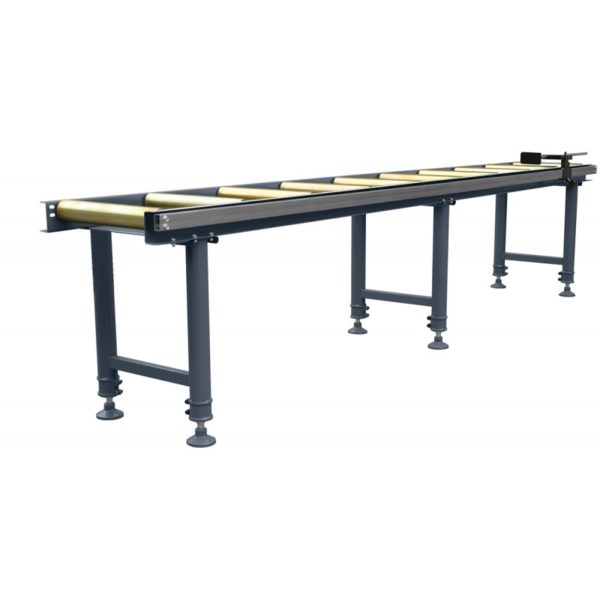 Valjčna miza 3m z merilom
