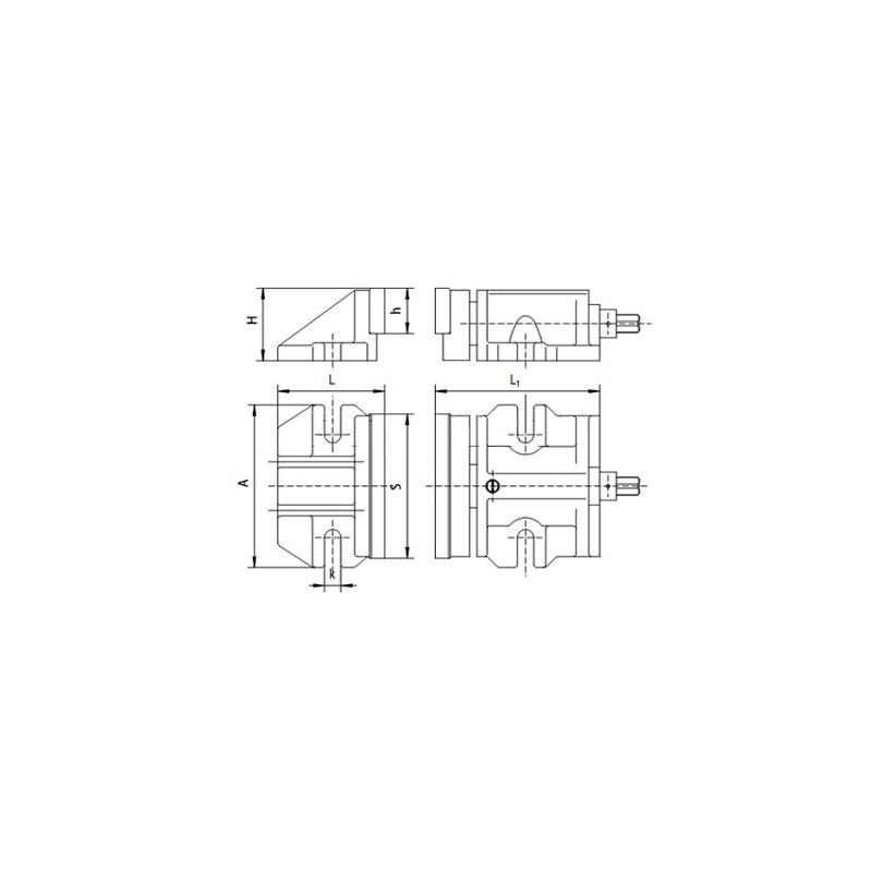 2 delni primež-f160 5