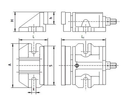 2-delni primež-f200 4