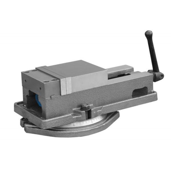 CNC strojni primež-125-mm vrtljivi