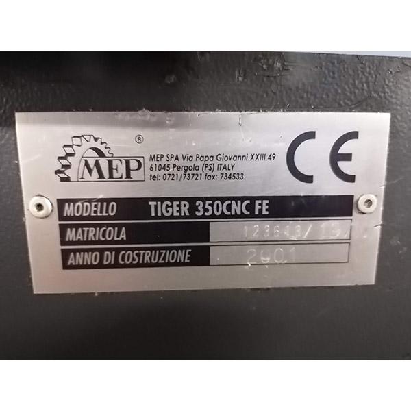 Krožna žaga za kovino MEP TIGER 350 cnc fe