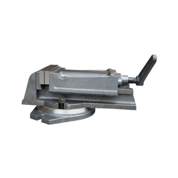 Strojni primež 125x100 mm, vrtljivi 1